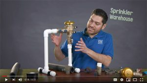 Winterizing Your Backflow